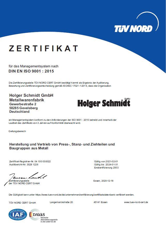 holger-schmidt-zertifikat